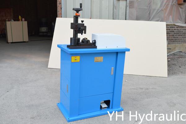 Hydraulisk mærkningsmaskine