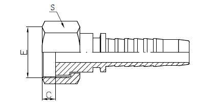 R12 højtryksslange